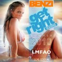 Get Right Radio Summer 2010 (Hosted By LMFAO) mixtape cover art