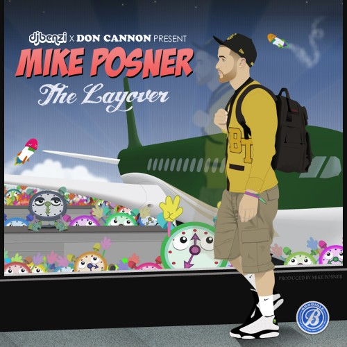 mike posner the layout