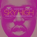 Kanye West - Sky High mixtape cover art