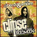 Clipse - We Got The Remix mixtape cover art