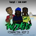 Wiz Kids - Financial Aid 2 mixtape cover art