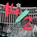 B-Flat Trax - 14 Divided By Two mixtape cover art