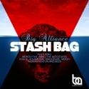 Big Alliance Stash Bag mixtape cover art
