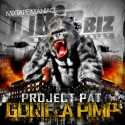 Project Pat - Gorilla Pimp mixtape cover art