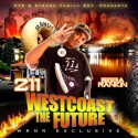 211 - West Coast The Future mixtape cover art
