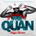 B Double E - The Quan mixtape cover art