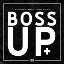 Bank Boy - Boss Up mixtape cover art