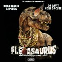 Big Cuz - Flexasaurus mixtape cover art