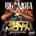 Big Mota - 350 Mota mixtape cover art