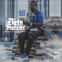 Blacc Zacc - Dirty Summer mixtape cover art