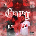 Blo5k - Gang mixtape cover art