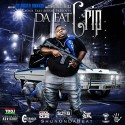 C Struggs - Da Fat Crip mixtape cover art