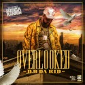 D.B Da Kid - Overlooked mixtape cover art