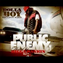 Dolla Boy - Public Enemy #1 mixtape cover art