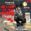 DrugRixh Scarfo Da Plug - Welcome To New Rome mixtape cover art