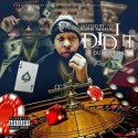 Dub Da Plug - I Did It mixtape cover art