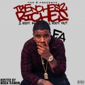 F.A. - Trenches 2 Riches: 1 Foot In 1 Foot Out mixtape cover art