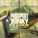 Fyeboy - Passport Junky mixtape cover art