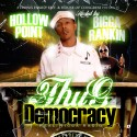 Hollow Point - Thug Democracy mixtape cover art