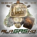 K Digga - Alagasko mixtape cover art
