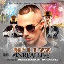 Ma Cuzz - #InRealLife mixtape cover art