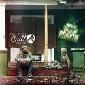 Mel Yung - Gutta Raised mixtape cover art