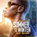 Mr. Sipp - Summer Thru The Winter mixtape cover art