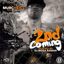 Murc Heist - 2nd Coming mixtape cover art