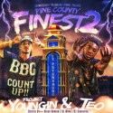 PCF - Pine County's Finest 2 mixtape cover art
