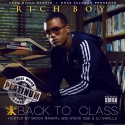 Rich Boy - Back To Class mixtape cover art