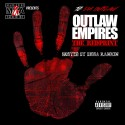TC DA Outlaw - The Redprint mixtape cover art