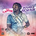 Tha Captin - Injured Reserve mixtape cover art