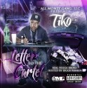 Tiko - Letter To The Cartel mixtape cover art