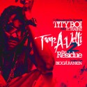 Tity Boi - Trap-A-Velli 2 (The Residue) mixtape cover art