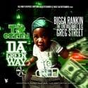 T.O. Green - Da Green Way mixtape cover art