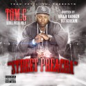 Tom G - Skroll Muzik 9 (Street Preacha) mixtape cover art