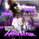 Trae - Mr. Houston 2 (S.L.A.B.-ed) mixtape cover art