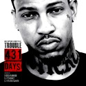 Trouble - 431 Days mixtape cover art