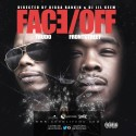 Trudo & FrontStreet - Face Off mixtape cover art