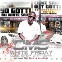 Yo Gotti - Cocaine Muzik 5 (CM5: White Friday) mixtape cover art