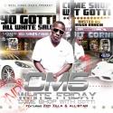 Yo Gotti - Cocaine Muzik 5 (CM5: White Friday) mixtape cover art