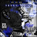 Young Dolph - Blue Magic mixtape cover art