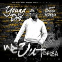 Young Dro - We Outchea mixtape cover art