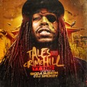 YT Triz - Tales From Crime Hill mixtape cover art
