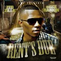 Zed Zilla - Rent's Due mixtape cover art