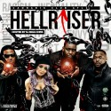 Cannabis Club ATL - Hellraiser mixtape cover art