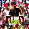 Lil Ronnie - Lil Nigga President mixtape cover art