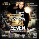 YungTec - Trappin 24-7 mixtape cover art
