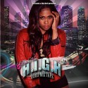 Bella Nae - H.I.G.H XOXO mixtape cover art