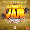 Cleveland Summer Jam 2013 mixtape cover art